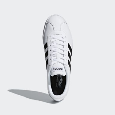 Men Sport Inspired White VL Court 2.0 Shoes