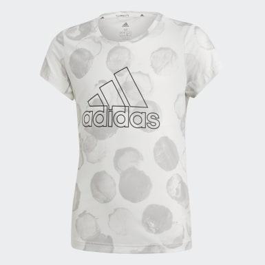 белый Футболка Branded