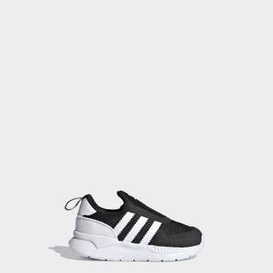 Infant & Toddler Originals Black ZX 360 Shoes