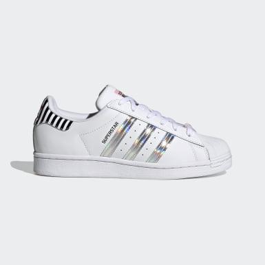 Zapatillas Superstar Bold Blanco Mujer Originals