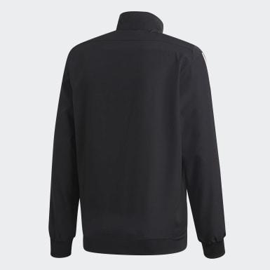 Mænd Træning Sort Tiro 19 Presentation jakke