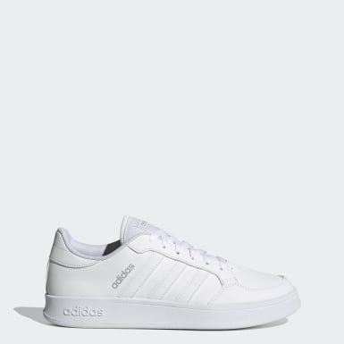 Erkek Sport Inspired Beyaz Breaknet Ayakkabı