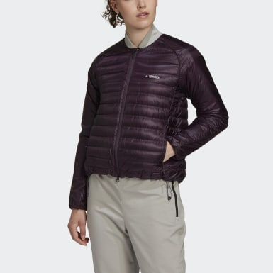 Terrex Hike Bomber Down Jacket