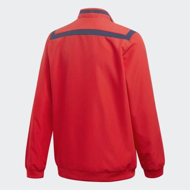 красный Парадная куртка Арсенала