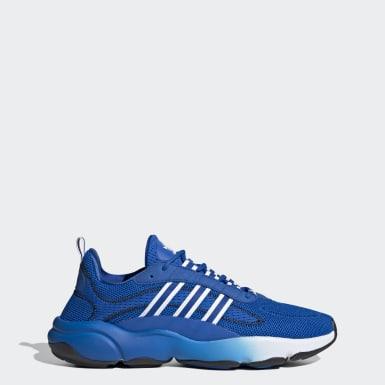 ผู้ชาย Originals สีน้ำเงิน รองเท้า Haiwee