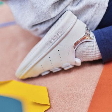Chaussure Stan Smith Blanc Enfants Originals