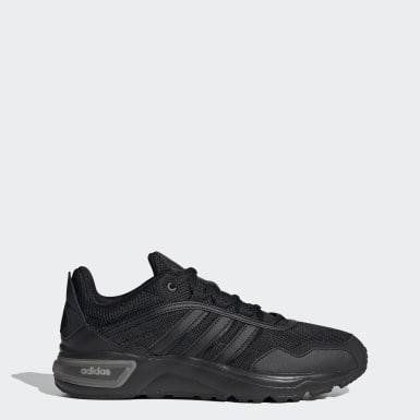 Hardlopen Zwart 90s Runner Schoenen