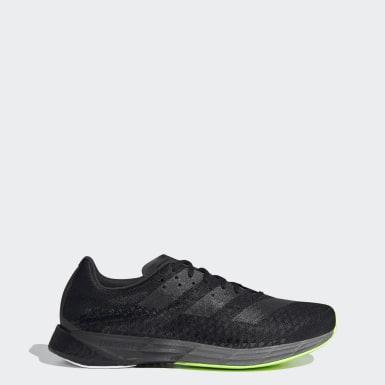 Mænd Løb Sort Adizero Pro sko