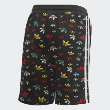 Shorts Negro Niño Originals