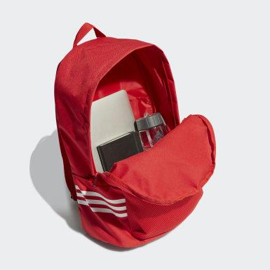 Mochila Classic 3 Tiras Rojo Training