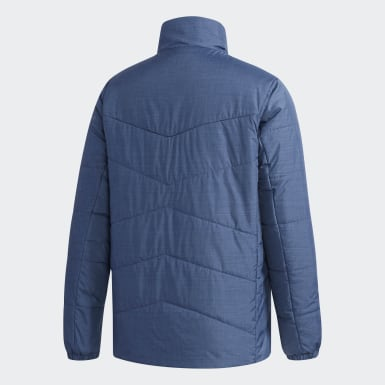 Erkek TERREX Mavi Yalıtımlı Mont