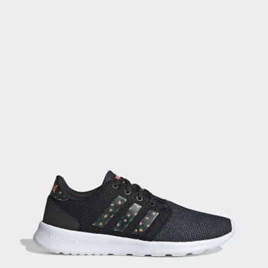 Women's Essentials Black QT Racer Shoes