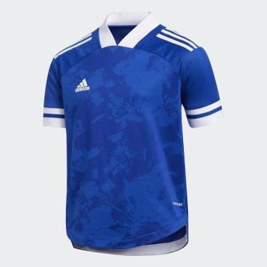 Kinder Fußball Condivo 20 Trikot Blau