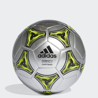 Soccer Silver Conext 19 Capitano Ball