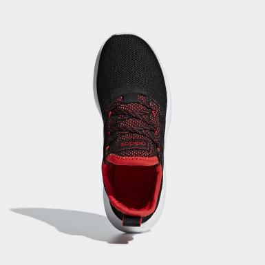 Barn Löpning Svart Lite Racer Reborn Shoes