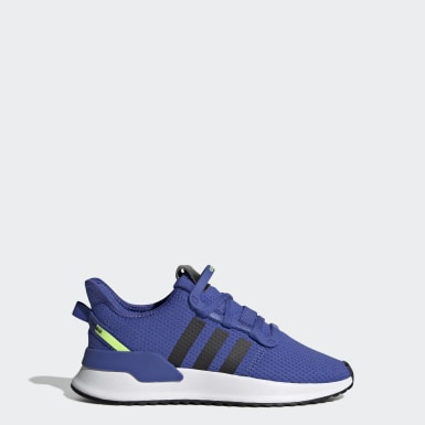 Børn Originals Blå U_Path Run sko