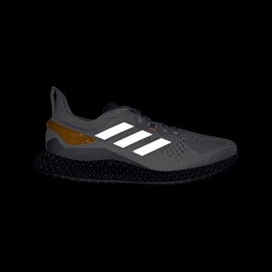 Sapatos X90004D Cinzento Homem Running