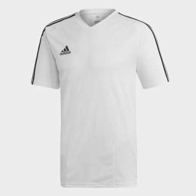 Men Training White Tiro 19 Training Jersey