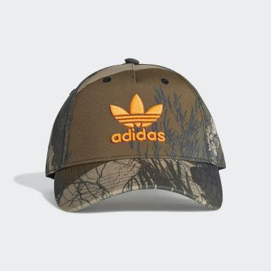 Originals สีดำ หมวกเบสบอลลายพราง