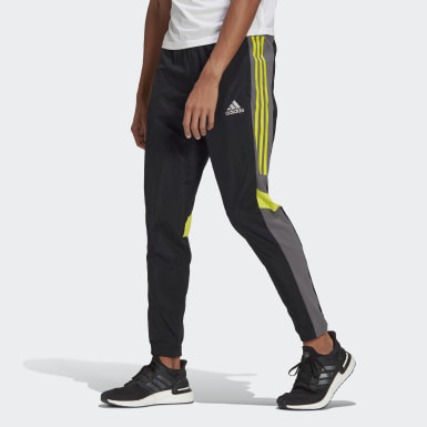 Men's Running Black Track Pants