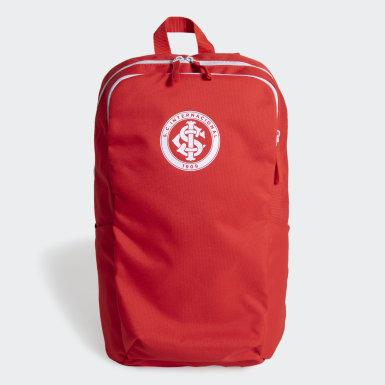 Mochila Sport Club Internacional Vermelho Futebol
