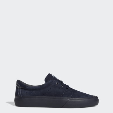 Chaussure Coronado x Unity Bleu Originals