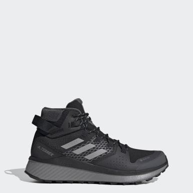 Chaussure de randonnée Terrex Folgian Mid GORE-TEX Noir Hommes TERREX