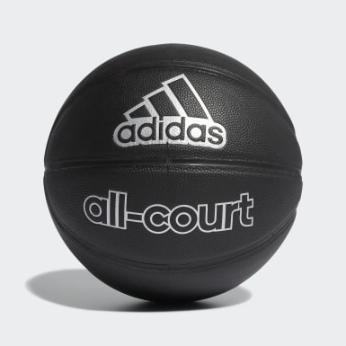 Ballon de basketball All-Court Noir Basketball