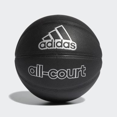 Pallone da basket All-Court Nero Basket