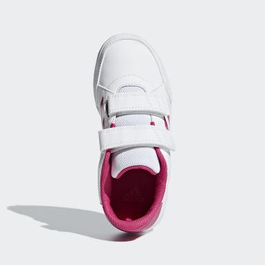 Meisjes Hardlopen wit AltaSport Schoenen