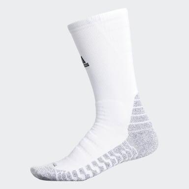 Alphaskin Traxion Max Cushioned Crew Socks
