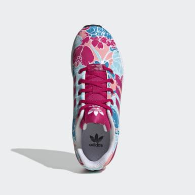 Κορίτσια Originals Ροζ ZX Flux Shoes