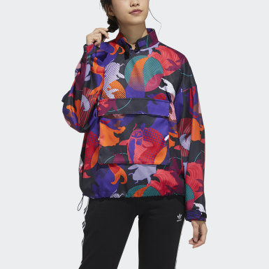 Women's Originals Purple CNY Track Jacket