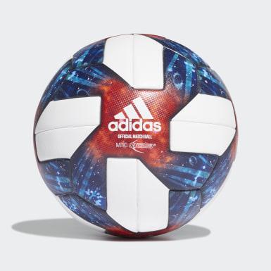 Soccer White MLS Official Game Ball