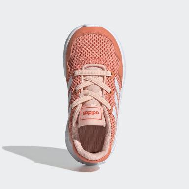 Infant Sport Inspired Orange Archivo Shoes