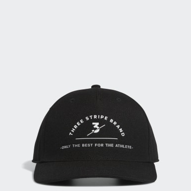 Three Stripe Brand Hat