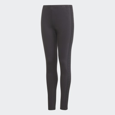 Youth 8-16 Years Originals Black Tape Leggings