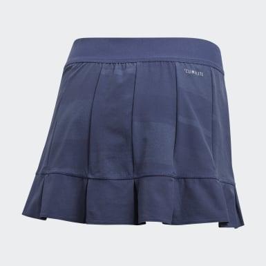 Falda Roland Garros Azul Mujer Tennis