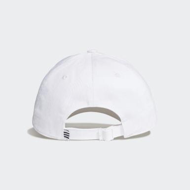 Baseballcaps Hvit