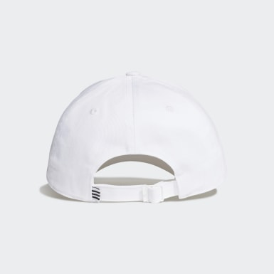 Boné Branco Ténis