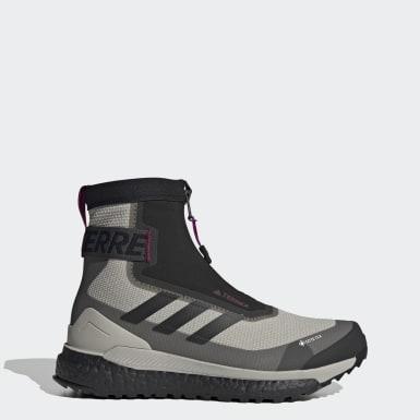 серый Ботинки для хайкинга Terrex COLD.RDY