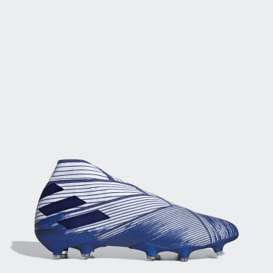 Fotboll Vit Nemeziz 19+ Firm Ground Boots