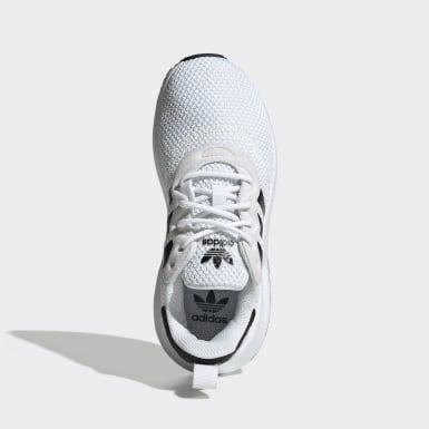 Kids Originals White X_PLR S Shoes