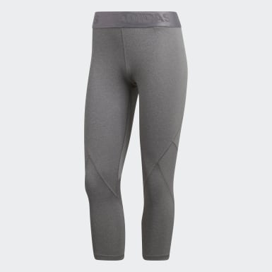 Mallas 3/4 Alphaskin Sport Heather