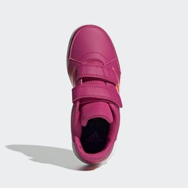 Chaussure AltaSport Rose Enfants Running