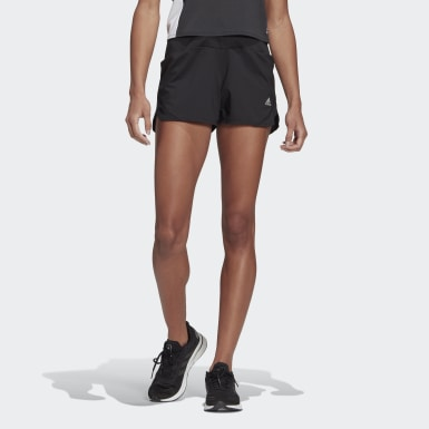 Women Running Black HEAT.RDY Running Shorts