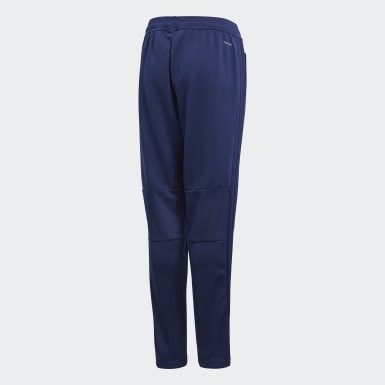 Pantalón entrenamiento Condivo 18 Azul Niño Training