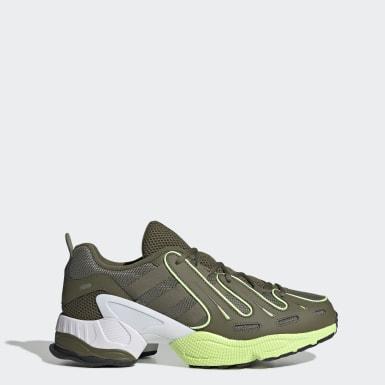 Chaussure EQT Gazelle Vert Originals