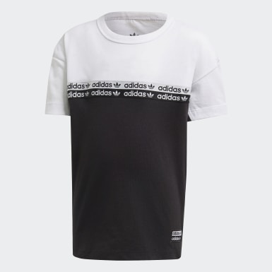 Playera Negro Niño Originals
