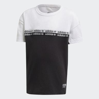 Kinder Originals T-Shirt Schwarz